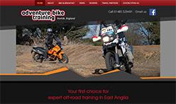 Adventure Bike Training, Norfolk