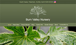 Burn Valley Nursery, South Creake, Norfolk