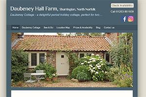 Daubeney Cottage (Holiday Cottage), Sharrington, north Norfolk
