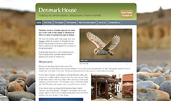 Denmark House, Holiday Accommodation, Norfolk