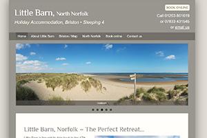 Little Barn Holiday Accommodation, North Norfolk
