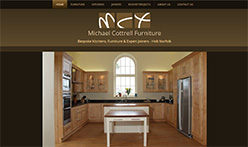 Michael Cottrell Furniture, Norfolk