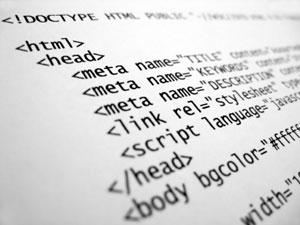 HTML head code