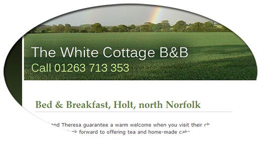 The White Cottage, Holt