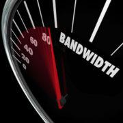 Bandwidth Warning Messages